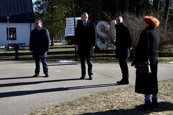 Siguldas un Rīgas vadība plāno sadarboties iedzīvotāju mobilitātes jautājumos