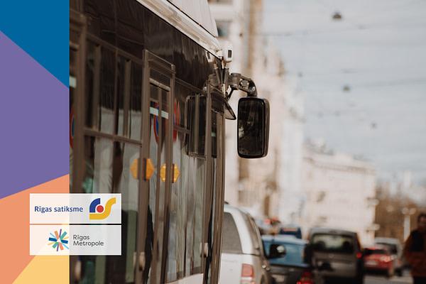 """""""Rīgas Metropole"""" valde tiešsaistē tikās ar RP SIA """"Rīgas satiksme"""" valdes priekšsēdētāju Džinetu Innusu"""